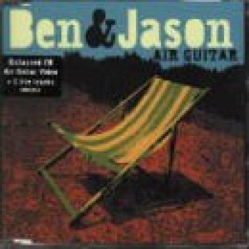 Bild 2: Ben & Jason, Air guitar