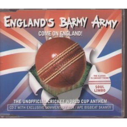 Bild 1: England's Barmy Army, Come on England! (Cricket World Cup Anthem, cd 2)