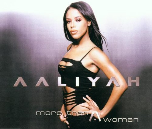 Bild 1: Aaliyah, More than a woman (2001)