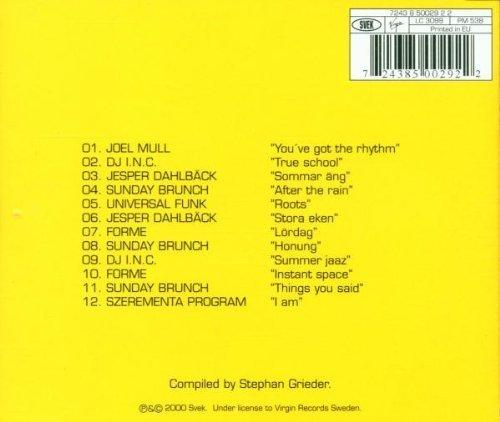 Bild 2: Svek-After the Rain (2000), Joe Mull, DJ I.N.C., Jesper Dahlbäck, Universal Funk..