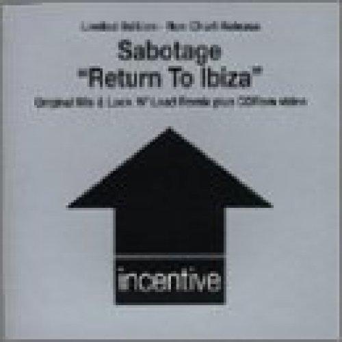 Bild 1: Sabotage, Return to Ibiza (ltd. edition)