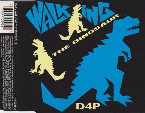 Bild 1: D4P, Walking the dinosaur (1993)