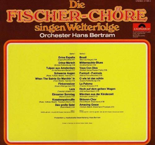 Image 2: Fischer Chöre, Singen Welterfolge (Club)