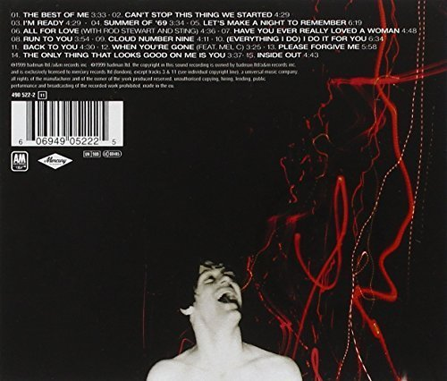 Bild 2: Bryan Adams, Best of me (1999)