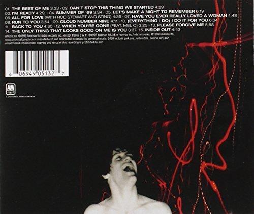 Bild 4: Bryan Adams, Best of me (1999)