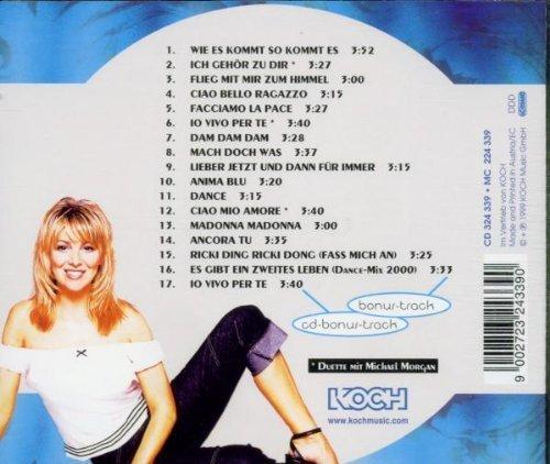 Bild 2: Rosanna Rocci, Emozioni (1999; 17 tracks)