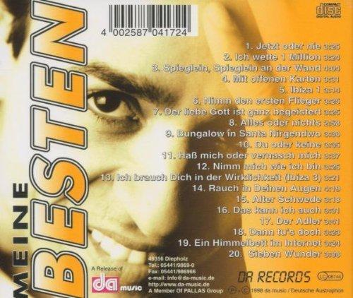Bild 2: Ibo, Meine Besten (20 tracks)