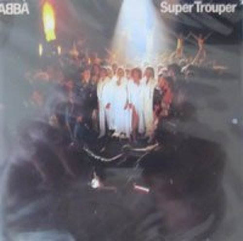 Bild 1: Abba, Super trouper (1980/97; 13 tracks)