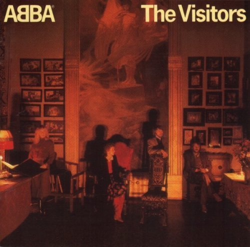 Bild 1: Abba, Visitors (1981; 13 tracks)
