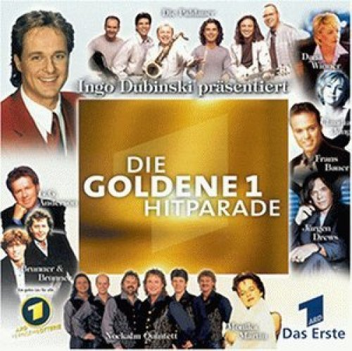 Bild 1: Die Goldene 1: Hitparade (1999, ARD, Koch, Ingo Dubinski), Roland Kaiser, Claudia Jung, Jürgen Drews, Corinna May, Jeanette Biedermann, Andreas..