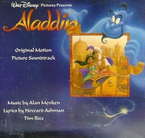 Bild 1: Aladdin (Walt Disney, 1992), Alan Menken, Howard Ashman, Tim Rice, Belle/Bryson