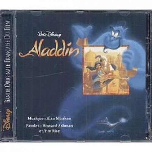 Bild 2: Aladdin (Walt Disney, 1992), Alan Menken, Howard Ashman, Tim Rice, Belle/Bryson