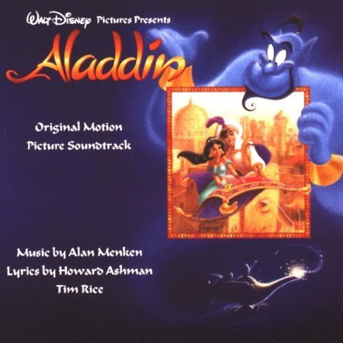 Bild 3: Aladdin (Walt Disney, 1992), Alan Menken, Howard Ashman, Tim Rice, Belle/Bryson