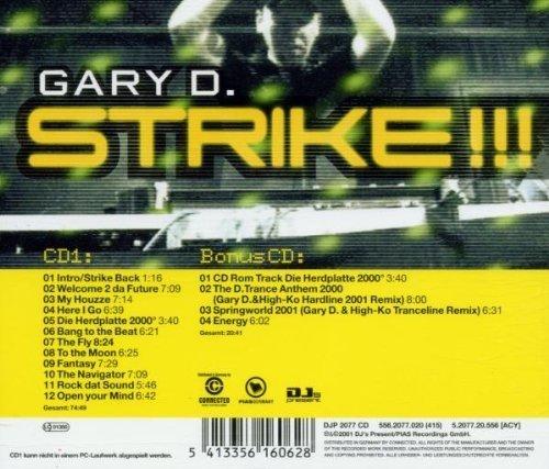 Bild 2: Gary D., Strike!!! (2001)