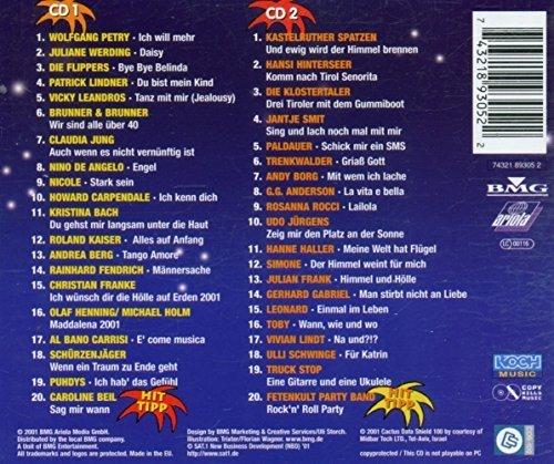 Bild 2: Bääärenstark-Hits 2001, Juliane Werding, Patrick Lindner, Vicky Leandros, Nino de Angelo, Christian Franke..