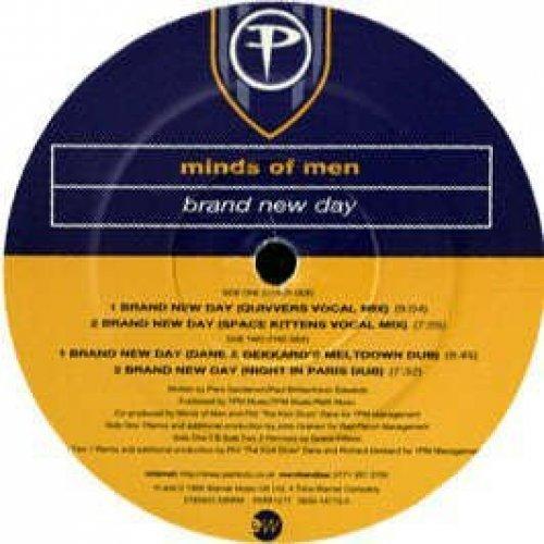 Bild 1: Minds of Men, Brand new day (1996)