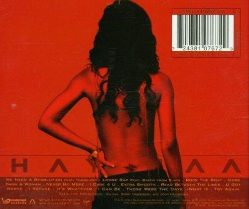 Bild 3: Aaliyah, Same (2001)