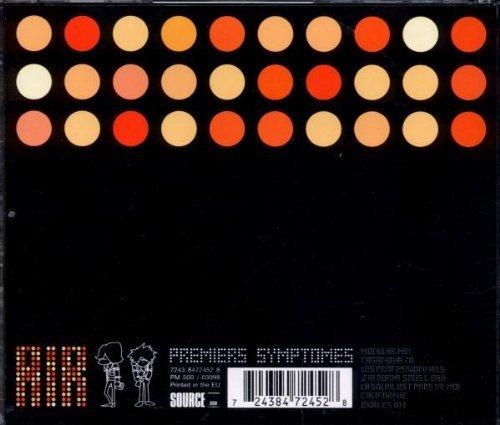 Image 2: Air, Premiers symptomes (1999; 7 tracks)