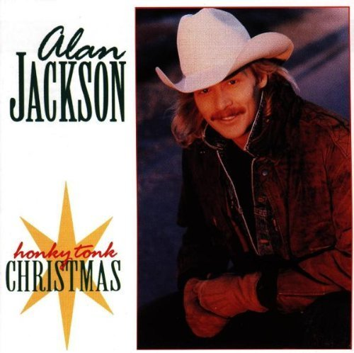 Bild 1: Alan Jackson, Honky tonk christmas (1993)