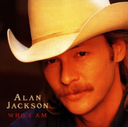 Bild 1: Alan Jackson, Who I am (1994)