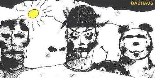 Bild 1: Bauhaus, Mask (1981/82; 15 tracks)