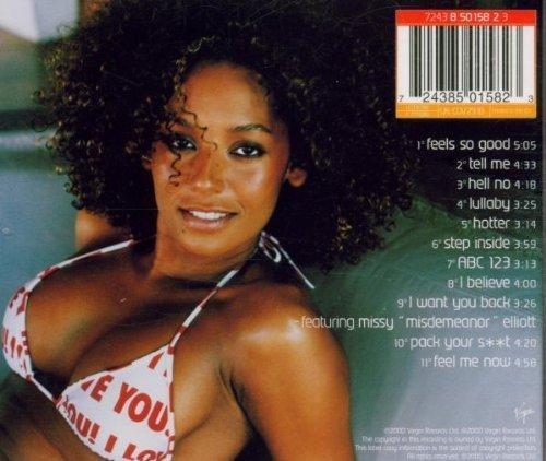 Bild 2: Melanie B., Hot (2000)