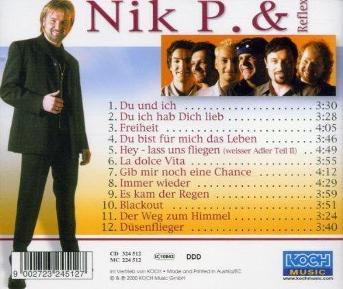 Bild 2: Nik P. & Reflex, Du und ich (2000)