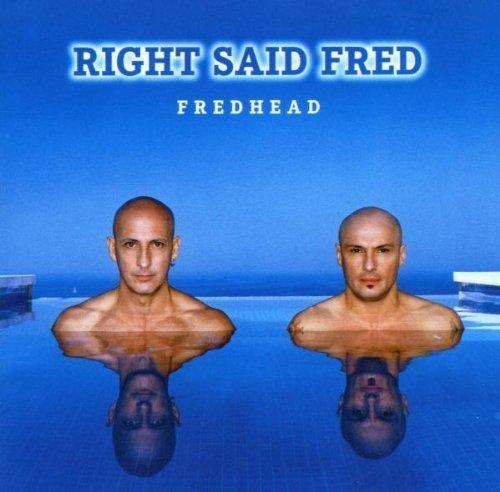 Bild 1: Right said Fred, Fredhead (2001)