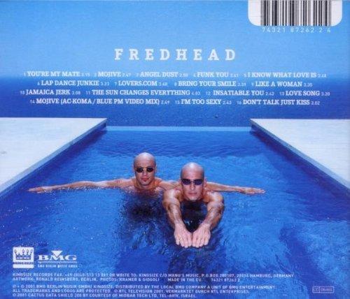 Bild 2: Right said Fred, Fredhead (2001)