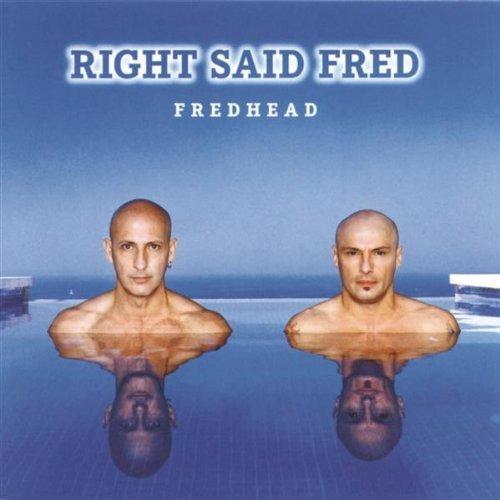Bild 3: Right said Fred, Fredhead (2001)