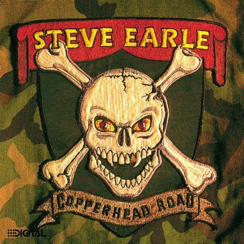 Bild 1: Steve Earle, Copperhead road (1988)