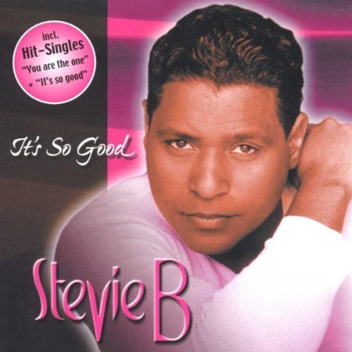 Bild 1: Stevie B., It's so good (2000)