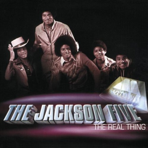 Bild 1: Jackson 5, Real thing (compilation, 1998, Motown)