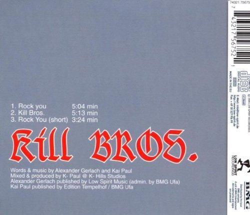 Bild 2: Kill Bros., Rock you