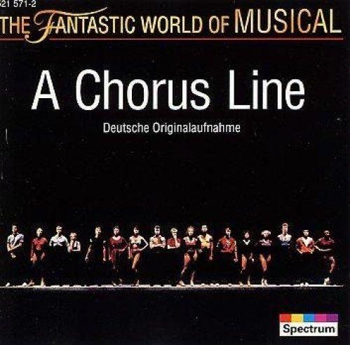 Bild 2: A Chorus Line (1986/88), Deutsche Originalaufnahme