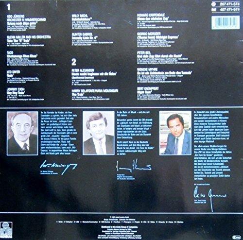 Bild 2: Hit-Express (1985), Udo Jürgens, Taco, Leo Sayer, Gunter Gabriel, Giorgio Moroder..