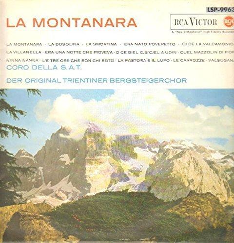 Bild 1: Original Trientiner Bergsteigerchor, La Montanara (Club)