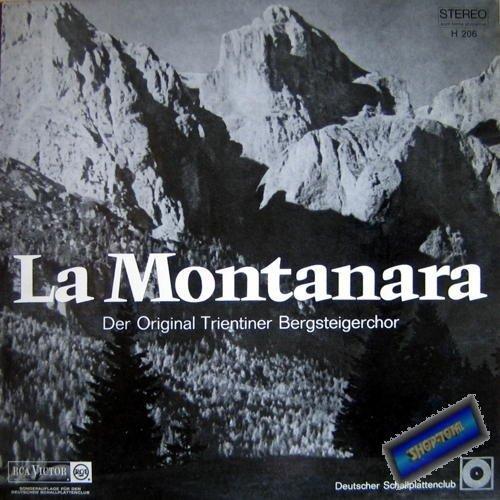 Bild 3: Original Trientiner Bergsteigerchor, La Montanara (Club)