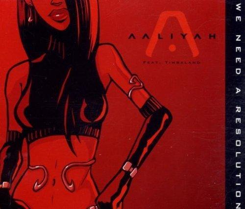 Bild 1: Aaliyah, We need a resolution (2001)