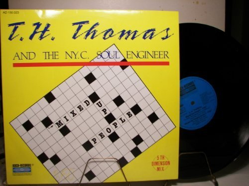 Bild 1: T.H. Thomas, Mixed up people (5th Dimension Mix)