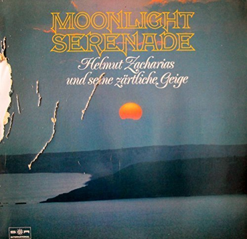 Bild 1: Helmut Zacharias, Moonlight serenade
