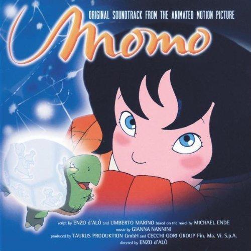 Bild 1: Gianna Nannini, Momo (soundtrack, 2002)