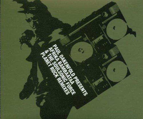 Bild 1: Paul Oakenfold pres. Africa Bambaataa & Soulsonic Force, Planet rock-Remixes (2001)