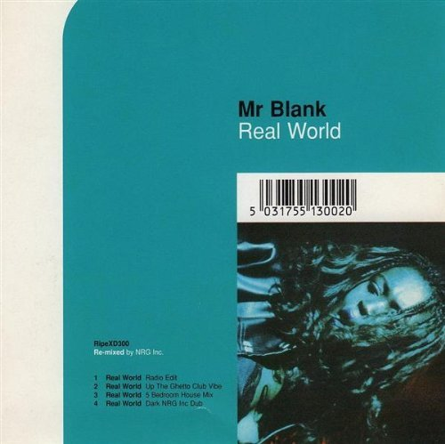 Bild 1: Mr. Blank, Real world