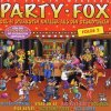 Party Fox 2 (1999, BMG/Ariola), Modern Talking, Fancy, Ryan Paris, Hazell Dean, Jack Goldbird, Rocky M..