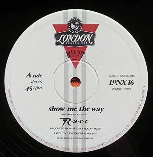 Bild 1: R-a-c-e, Show me the way (1982)