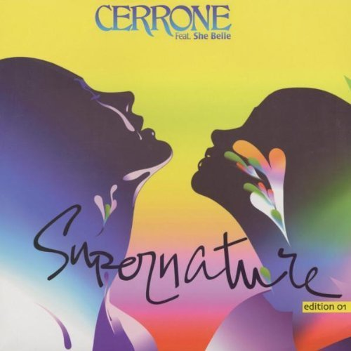 Bild 1: Cerrone, Supernature-Edition 1 (Johan S. Remix, 2001, feat. She Belle)