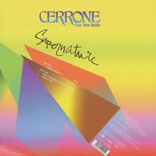 Bild 2: Cerrone, Supernature-Edition 1 (Johan S. Remix, 2001, feat. She Belle)