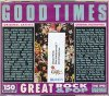Good Times 3-Great Rock & Pop 1961-1990 (Repertoire), Norman Greenbaum, Tommy James & The Shondells, Herman's Hermits, Gloomys, Apple..