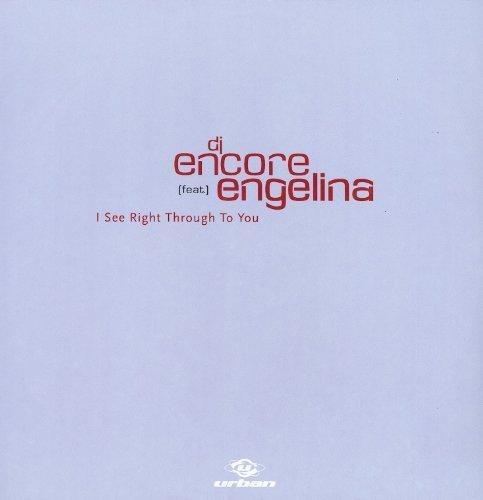 Bild 1: DJ Encore, I see right through to you (Tandu/Junkfood Junkies, 2001, feat. Engelina)